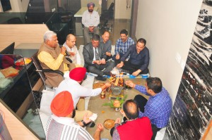 Inauguration of New Office